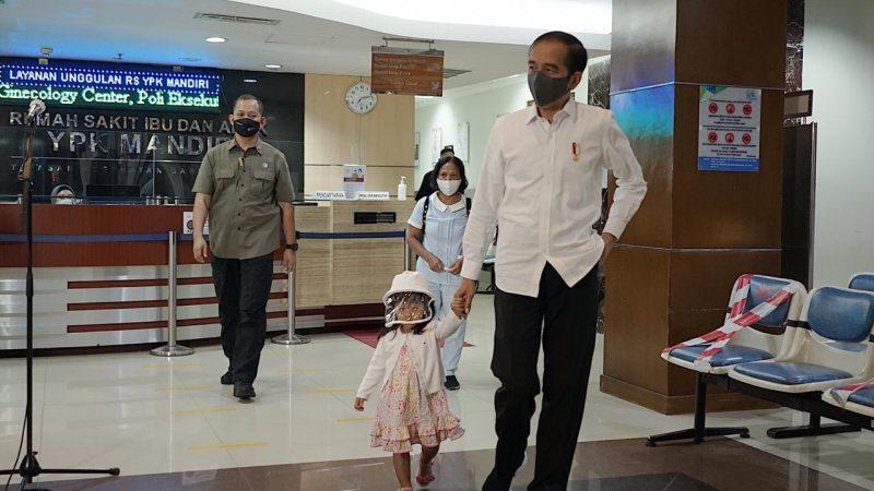 Anak Kedua Bobby Nasution dan Kahiyang Ayu Lahir, Cucu Laki-laki Jokowi Bertambah
