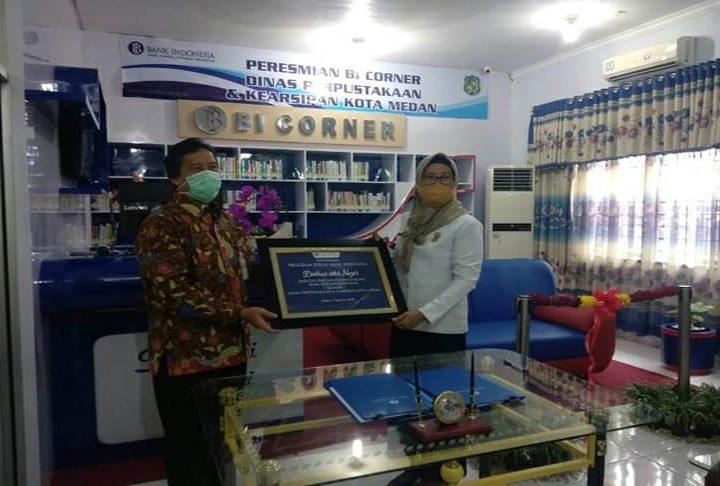 KPw BI Sumut Tingkatkan Literasi Bagi Masyarakat