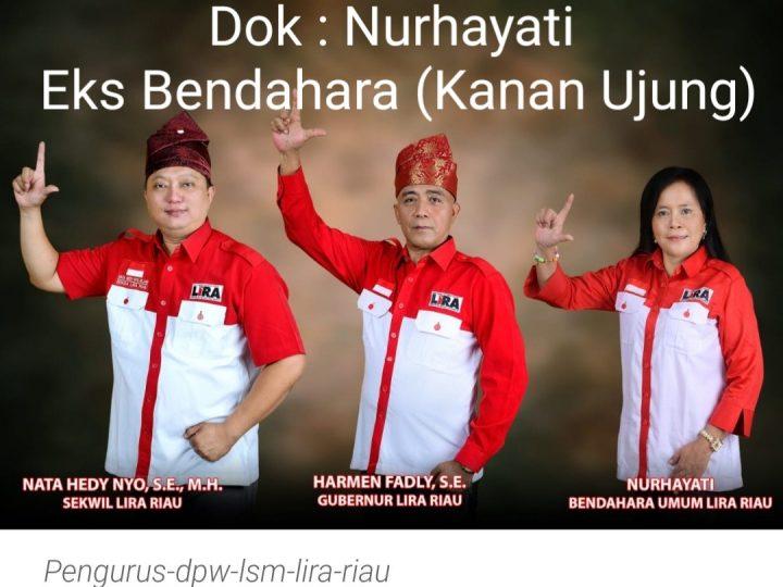 Eks Bendahara DPW LSM LIRA Riau Nyatakan Pengunduran Diri dari Kepengurusan, Ini Alasannya