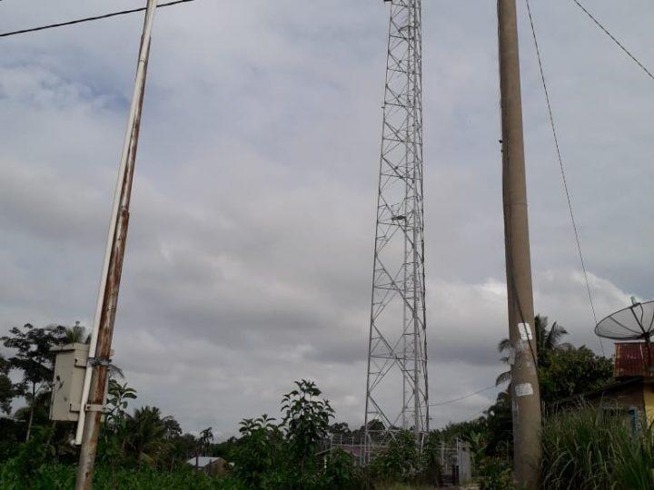 Tower Milik PT. Protelindo Berdiri Tanpa IMB, Kadis DPMPTSP Siantar Terkesan Tidak Peduli dan Membiarkan