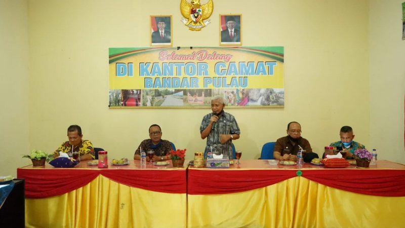 Bupati Asahan Kunker Ke Tiga Kecamatan