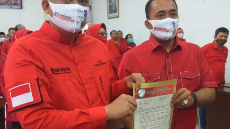 Bobby – Aulia Sampaikan Terima Kasih Diberi Amanah PDIP Maju di Pilkada Medan