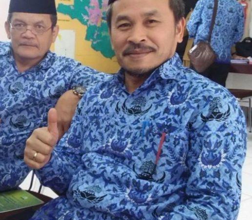 Bupati Tunjuk Arslan Plt Sekda Aceh Tengah