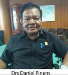 Daniel Pinem Minta Kasatpol PP Kota Medan Jalankan Fungsi Sebagai Penegakan Perda