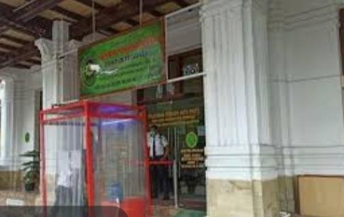 PN Medan Disemprot Disenfektan, Loket Pelayanan di PN Medan Sempat Tutup