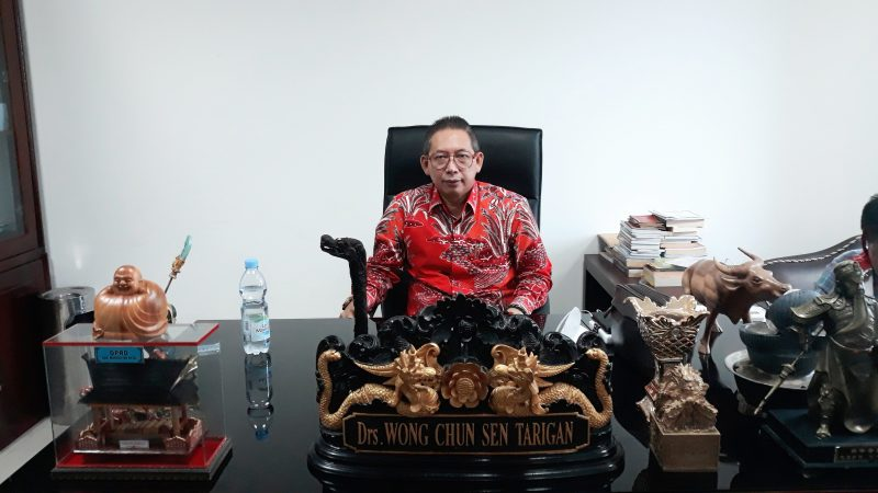 Wong Chun Sen Minta Kapolri dan Kapoldasu Blokir Judi Online Masuk Ke Indonesia