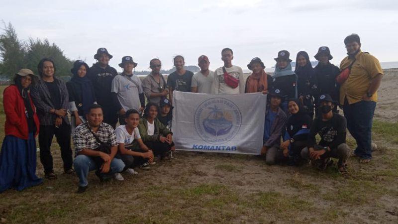 Komantab Kunjungi Muara Opu, Siap Bersinergi Kembangkan Konservasi Penyu