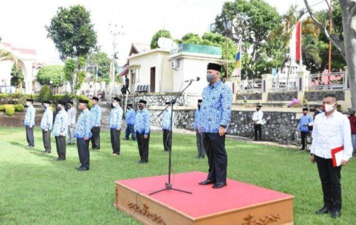 Aceh Tengah Tetap Gelar Upacara Hardikda Ke 61