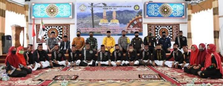 Bupati Lantik Pengurus MAG Aceh Tengah