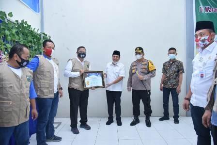 PT Inalum Berikan 2.000 Paket Sembako Pada KSJ Dan APD