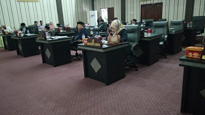 Satu Dewan Terkonfirmasi, Pasien Covid-19 Aceh Singkil Bertambah