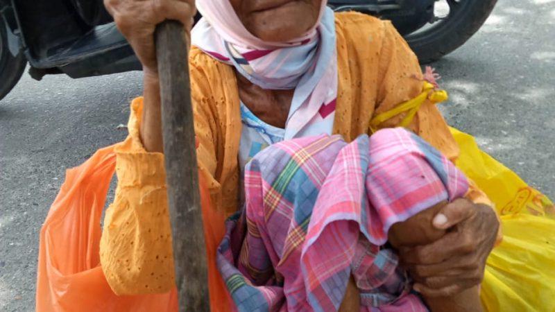 Prihatin, Nenek Berusia 94 Tahun Ini Ternyata Pejuang
