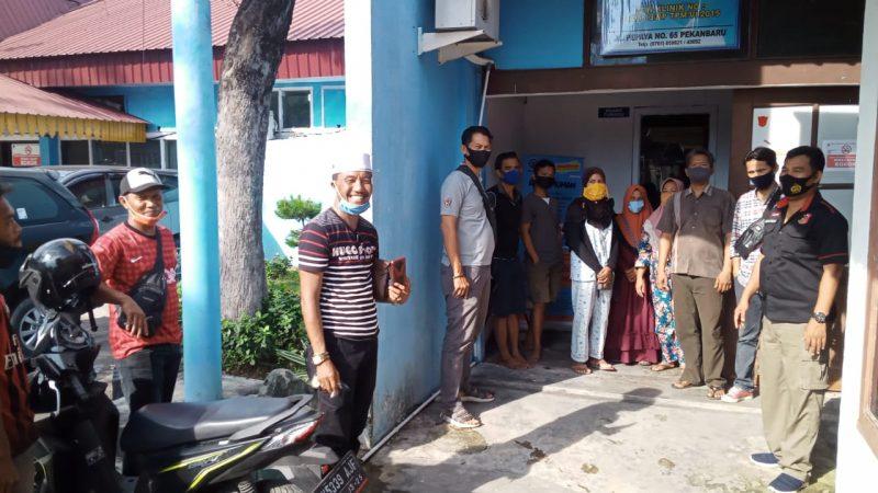 Polsek Tualang Menyerahkan Pengguna Narkotika Ke BNN Provinsi Riau, Ini Tujuannya