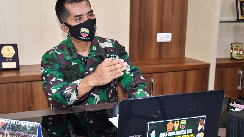 Kapendam I/BB : Bila Terbukti, Koptu S Personel Gakkumwal Denpom I/5 Medan akan Ditindak Tegas