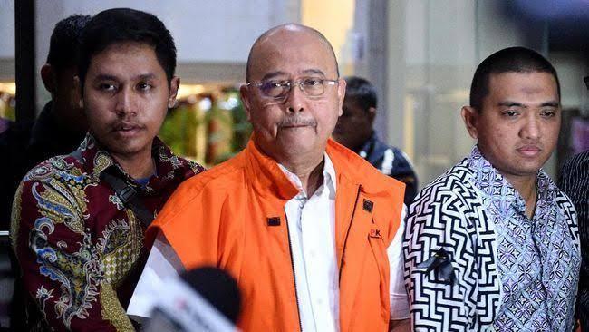 KPK Berharap Permeriksaan PK Mantan Walikota Medan Secara Virtual