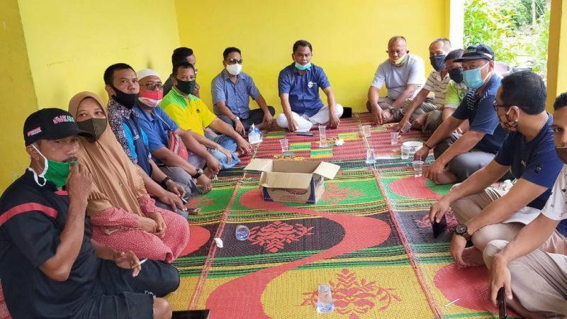 Calon Bupati Sergai H.Darma Wijaya Kunjungi Rumah Duka Almarhumah Masdiana