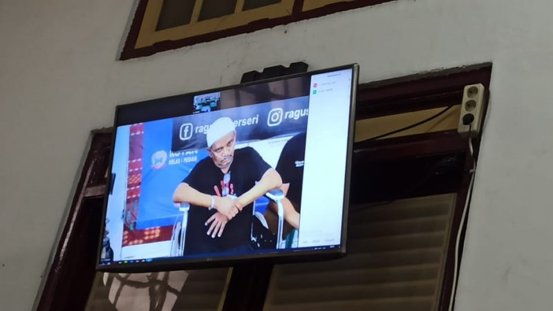 Warga Binaan Jakir Usin Meninggal, Karutan Medan: Almarhum Sebelumnya Dirawat di Klinik Rutan
