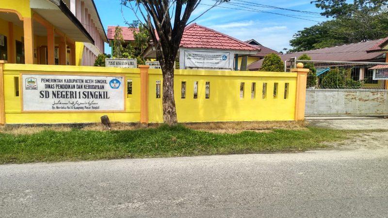 Meski BDR, Disdikbud Aceh Singkil Tetap Evaluasi Sekolah