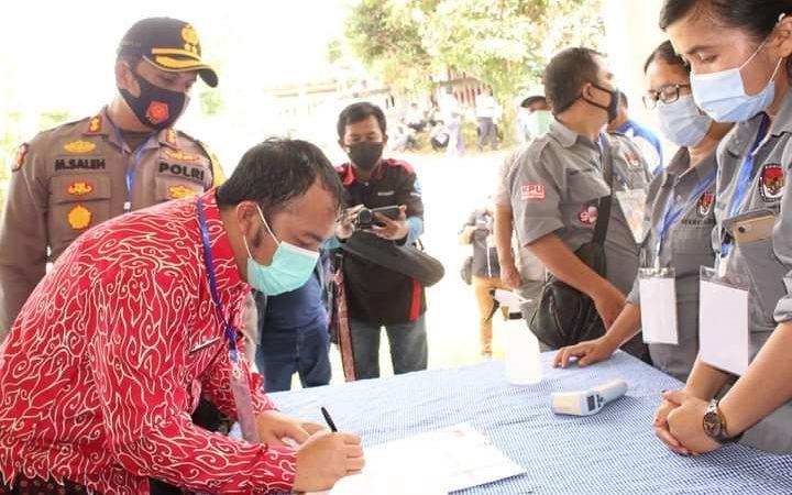 Ketua DPRD Samosir: Sukseskan Pilkada, KPU Harus Gencar Sosialiasi