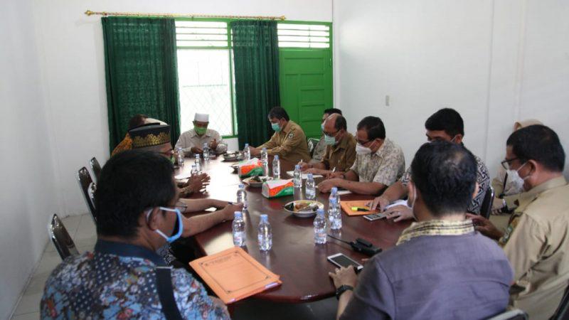 Silaturahmi ke MUI, Wakil Walikota Sampaikan Permohonan Maaf Pemko Siantar