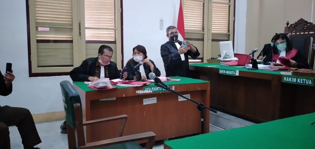 Pemilik 53,4 Gram Sabu Mulai Diadili Di PN Medan