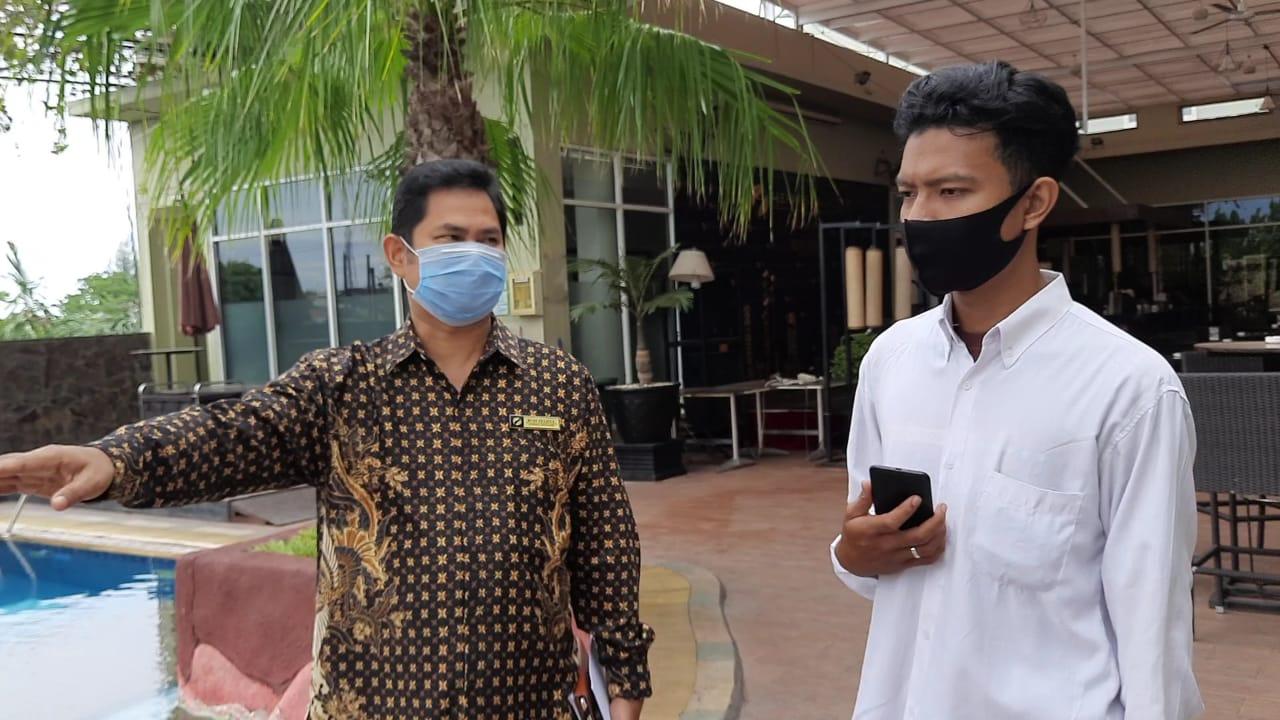 Persatuan Generasi Aceh 'Gerebek' Hermes Palace Hotel