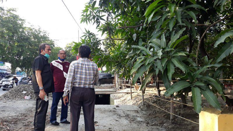 Pembongkaran Bangunan Coran/Titi di Jalan Industri/Gagak Hitam Terancam Gagal, M.Sofyan Katakan Bukan Tugas Satpol PP Kota Medan