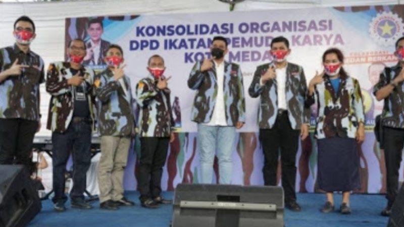 DPD IPK Medan Deklarasikan Mendukung Bobby – Aulia Menjadi Walikota dan Wakil Walikota Medan