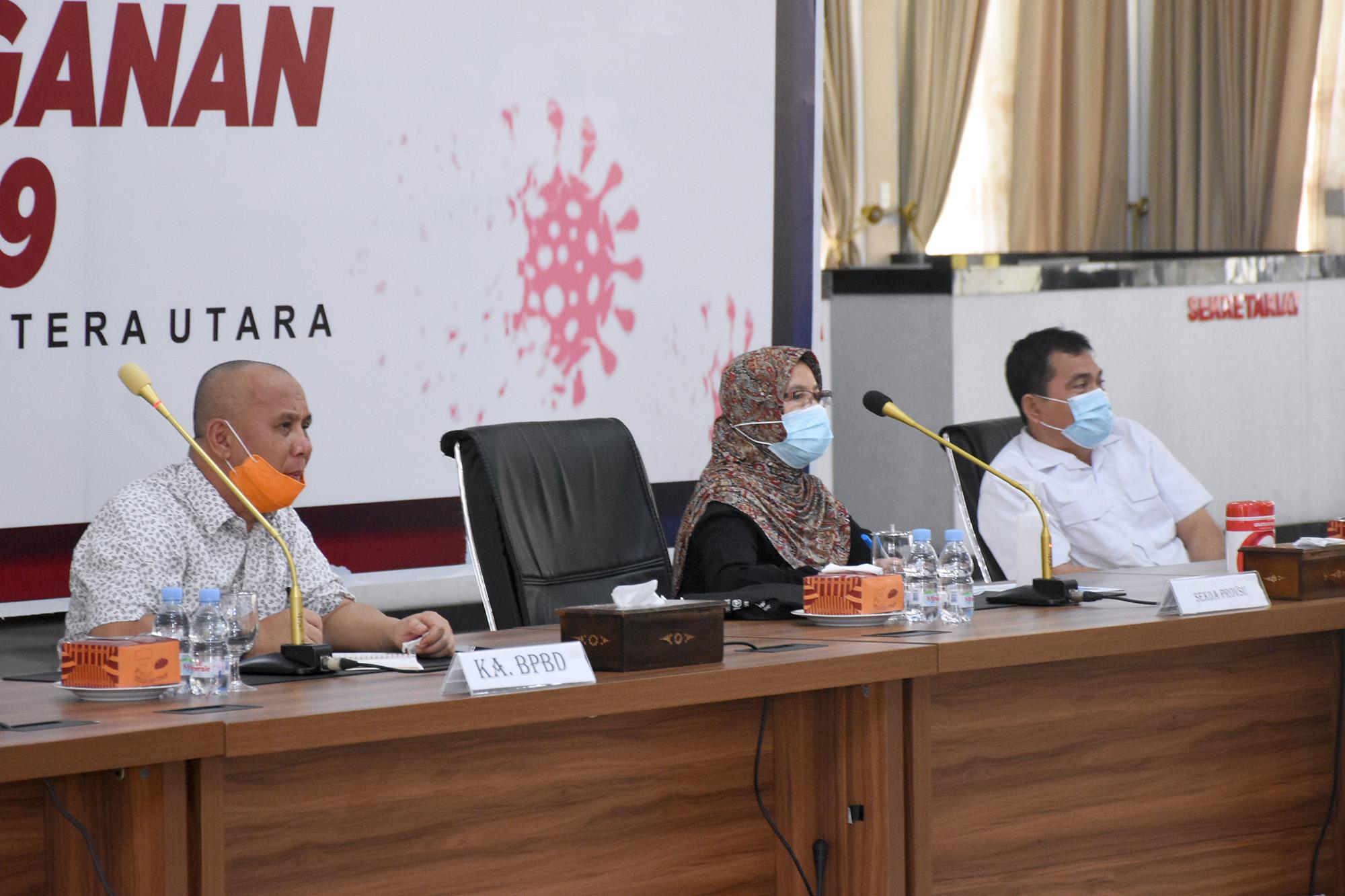 Libur Panjang, Satgas Covid-19 Sumut Tingkatkan Penegakan Disiplin Protokol Kesehatan di Objek Wisata