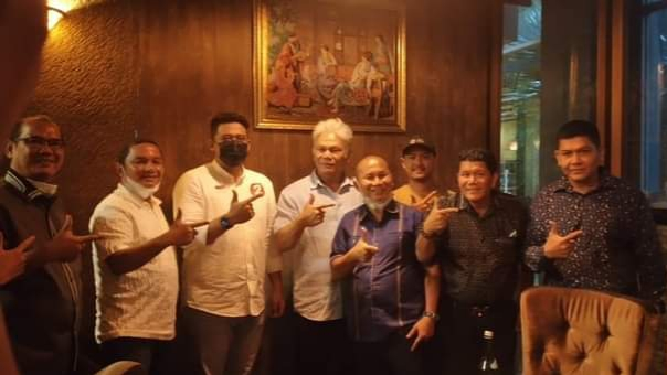 IPK Bulat Mendukung Bobby-Aulia Duduk Menjadi Walikota dan Wakil Walikota Medan