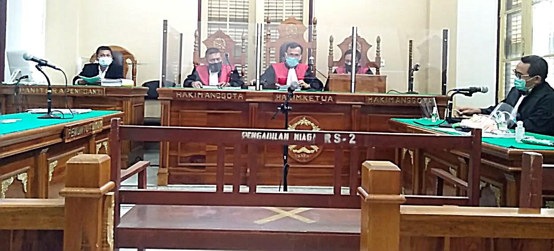 PN Medan Terapkan AKB dan Prokes Selama Proses Persidangan
