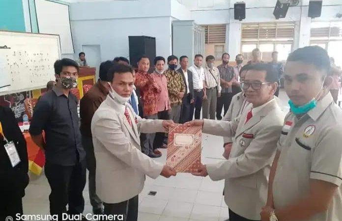 Himpunan Masyarakat Nias Indonesia Kabupaten Siak Deklarasikan Stop Aksi Anarkisme