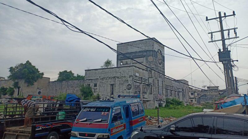 Antonius Tumanggor Berharap Eks Gedung RRI Dapat Dimanfaatkan Menjadi Tempat Usaha PK5 di Jalan Martinus Lubis/Jalan Bulan