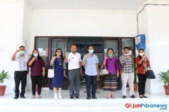 DPRD Samosir Kunjungi Dinas Kependudukan, Catatan Sipil Dairi