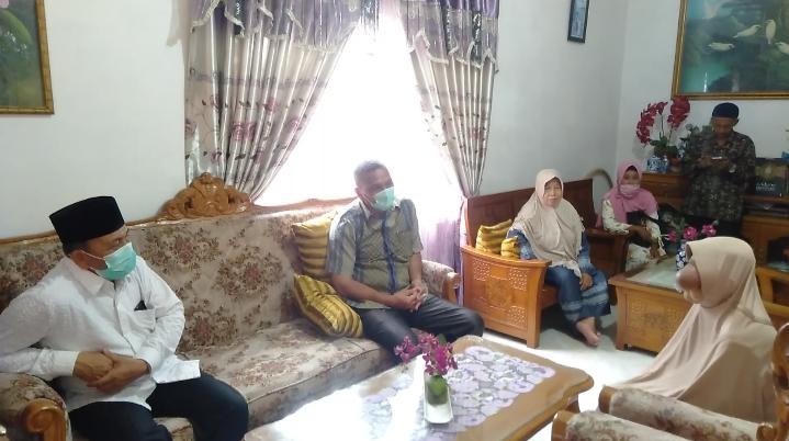 Marzuki Hamid: Penderita Tumor Palpebra Segera Dirujuk ke Banda Aceh