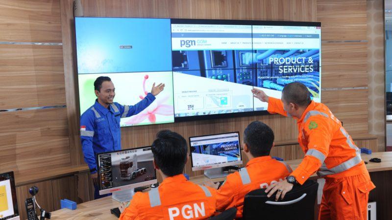Transformasi Digital PGN Hadapi Era Disrupsi dan Tingkatkan Layanan Gas Bumi