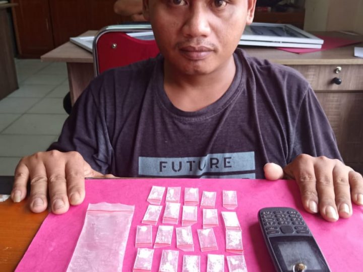 Satresnarkoba Polres Siak Tangkap Pengedar Narkoba Dari Kandis