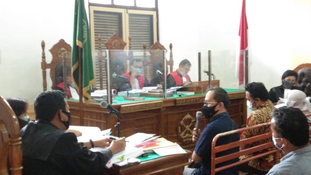 JPU Hadirkan Direktur PT TNC di Sidang Korupsi E-Katalog di Dinas Infokom Siantar