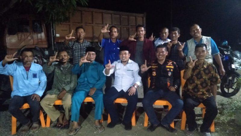 Pemuda Pancasila Ranting Tualang Timur Siap Menangkan Cabup Alfedri dan Husni Merza