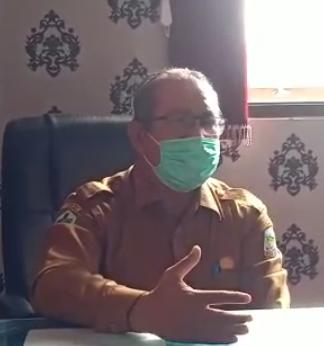 Pasien Covid-19 Kabid Disdikbud Aceh Singkil Meninggal Dunia