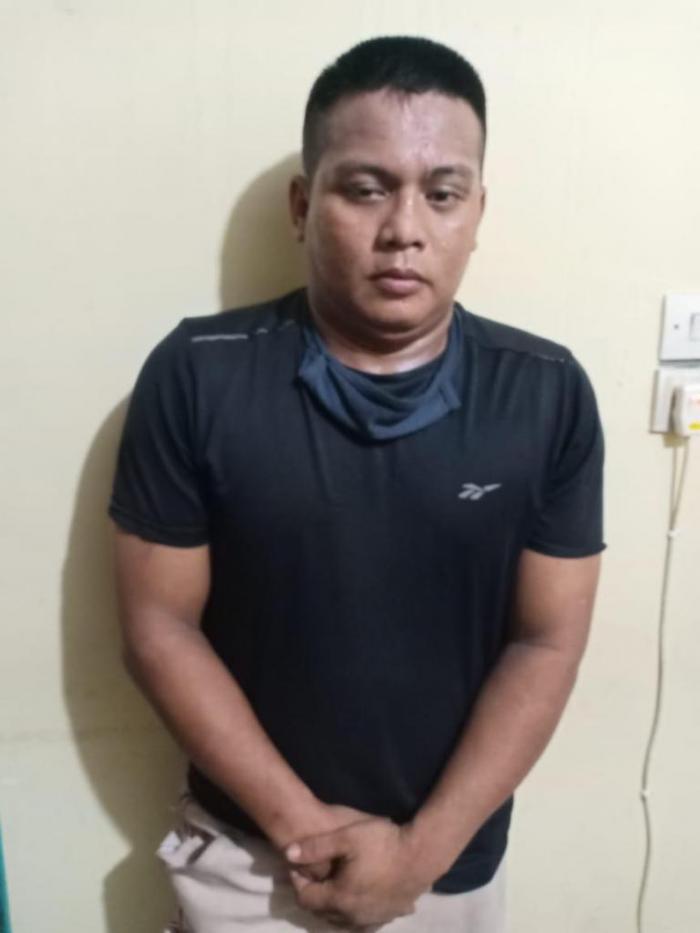 Bajing Loncat Ditangkap Polsek Medan Barat, Ini Wajah Pelaku
