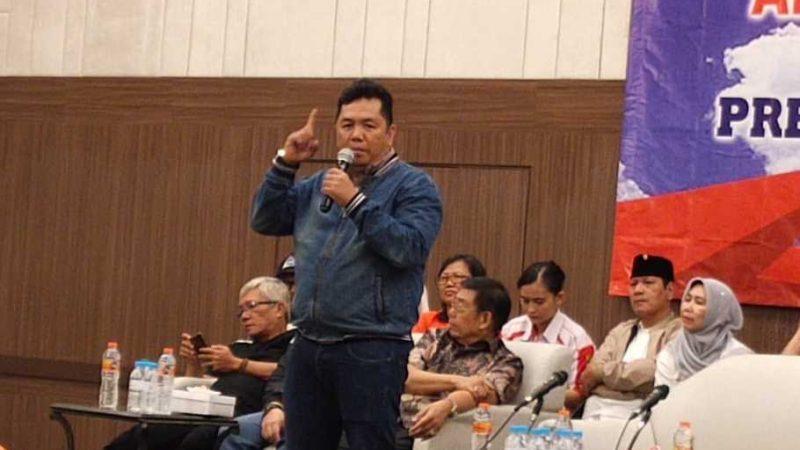 Aliansi Relawan Jokowi: Erick Thohir Jangan Abaikan Relawan Masuk Sebagai Komisaris BUMN