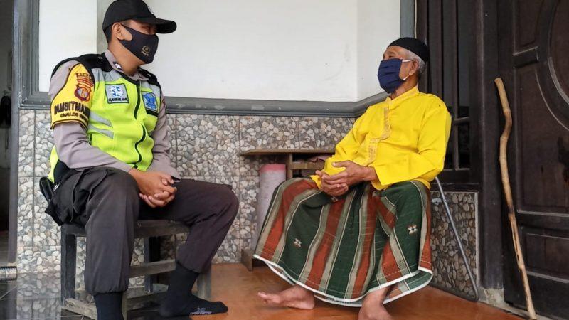 Polsek Samboja Rutin Menggelar Kegiatan Sambang dan Temu Tokoh Agama