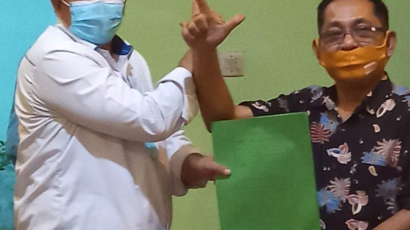 Calon Bupati Siak Drs Alfedri MSi Terima Deklarasi Dukungan Dari Relawan Sejati