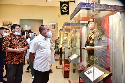 Kunjungi Museum TB Silalahi,Gubernur : Lebih Bagus dari Punya Provinsi
