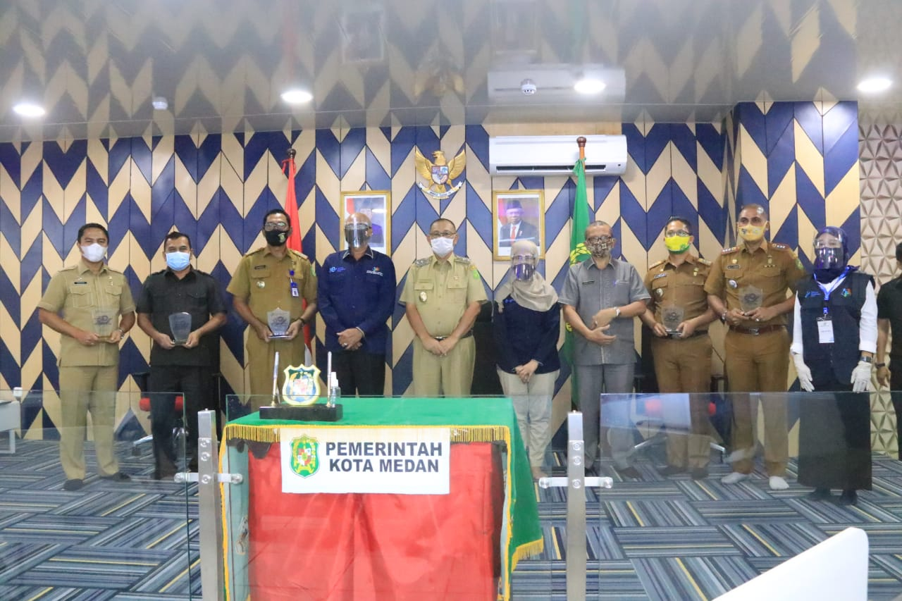 Akhyar Himbau & Ajak Masyarakat Sukseskan SP Offline 2020