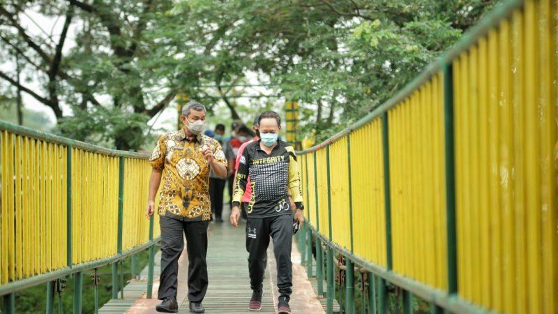 Pjs Wali Kota Medan Instruksikan Seluruh OPD Lebih Aktif  & Giat Dalam Mencegah Penyebaran Covid 19 di Kota Medan