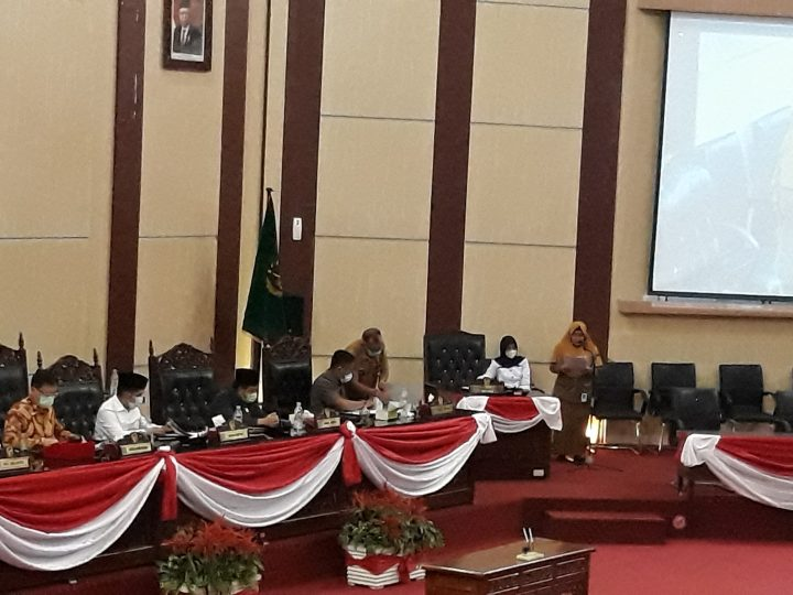 Fraksi Partai Gerindra Kota Medan Himbau Sejumlah Kadis Agar Fokus Dalam Bekerja Menggunakan Anggaran PAPBD 2020 dan 2021