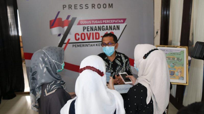 Lagi, Sebanyak 45 pasien Covid 19 Dinyatakan Sembuh