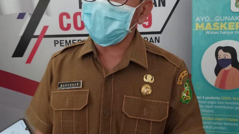 Pemko Medan Melalui Dinas Kesehatan Mengklaim Penularan COVID-19 Kian Terkendali